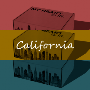 M Heart Is In - California Gift Box R