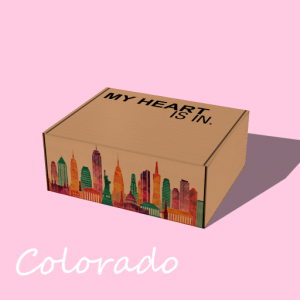 My Heart Is In - Colorado Gift Box