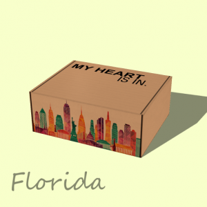 My Heart Is In - Florida Gift Box