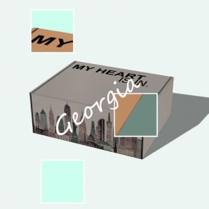 Georgia Gift Box R