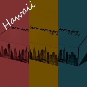 Hawaii Gift Box R