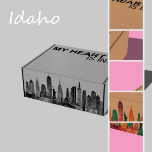 Idaho Gift Box R