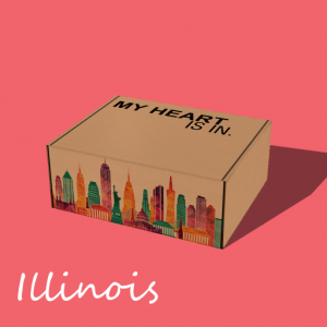 My Heart Is In - Illinois Gift Box