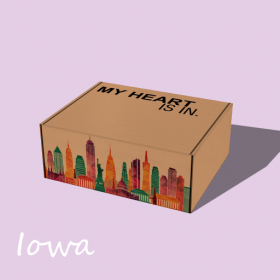 My Heart Is In - Iowa Gift Box
