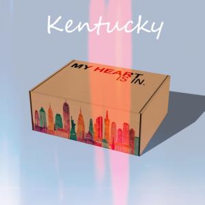 My Heart Is In - Kentucky Gift Box R