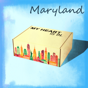 My Heart Is In - Maryland Gift Box R