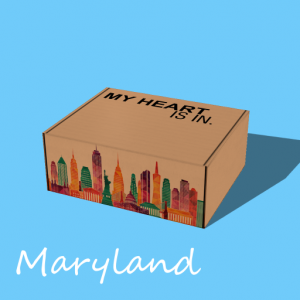 My Heart Is In - Maryland Gift Box