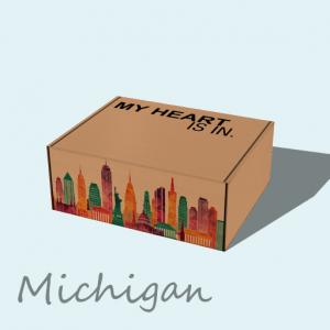 My Heart Is In - Michigan Gift Box