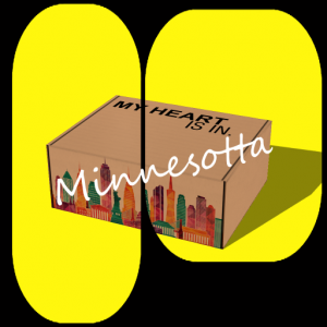 Minnesota Gift Box R