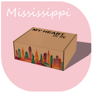Mississippi Gift Box R