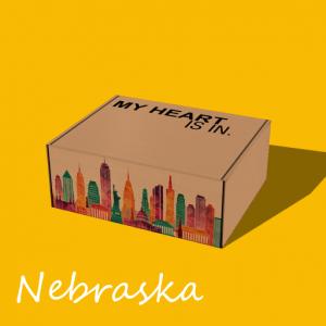 Nebraska Gift Box