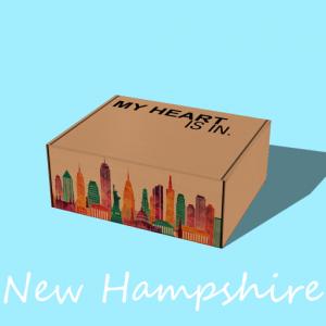 New Hampshire Gift Box