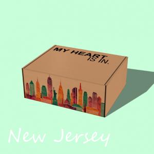 New Jersey Gift Box