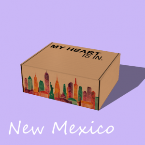 My Heart Is In - New Mexico Gift Box