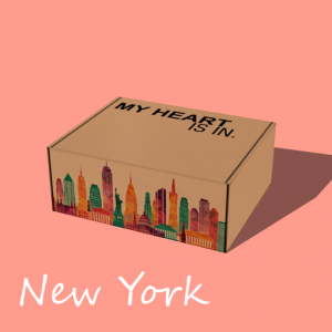 My Heart Is In - New York Gift Box