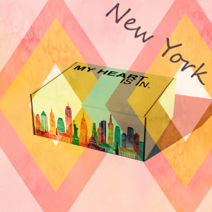My Heart Is In - New York Gift Box R