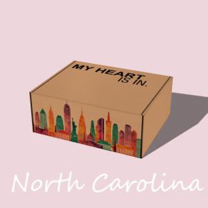 My Heart Is In - North Carolina Gift Box