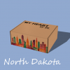 My Heart Is In - North Dakota Gift Box