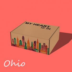 My Heart Is In - Ohio Gift Box
