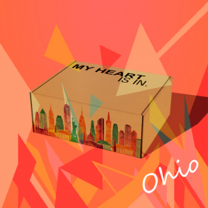 My Heart Is In - Ohio Gift Box R