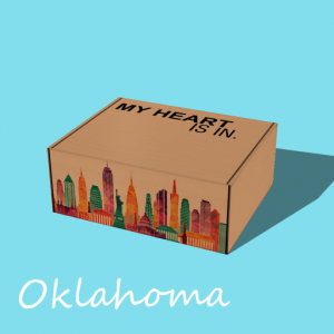 My Heart Is In - Oklahoma Gift Box