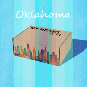 My Heart Is In - Oklahoma Gift Box R
