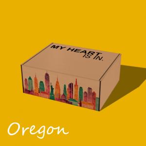 My Heart Is In - Oregon Gift Box
