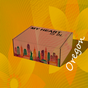 My Heart Is In - Oregon Gift Box R