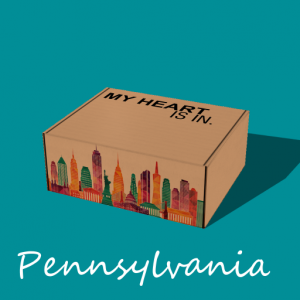 My Heart Is In - Pennsylvania Gift Box