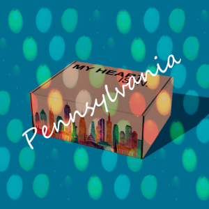 My Heart Is In - Pennsylvania Gift Box R