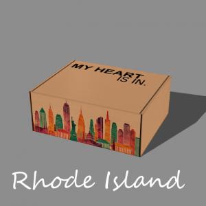 My Heart Is In - Rhode Island Gift Box