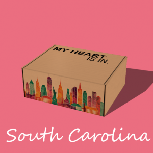 My Heart Is In - South Carolina Gift Box