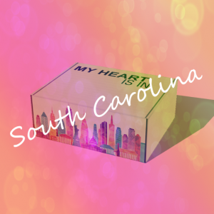 My Heart Is In - South Carolina Gift Box R