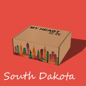 My Heart Is In - South Dakota Gift Box