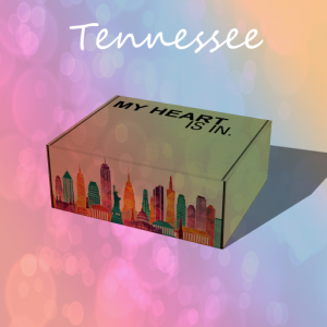 My Heart Is In - Tennessee Gift Box R