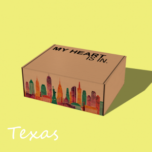 My Heart Is In - Texas Gift Box