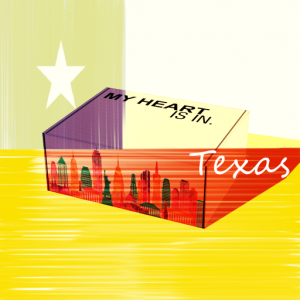 My Heart Is In - Texas Gift Box R