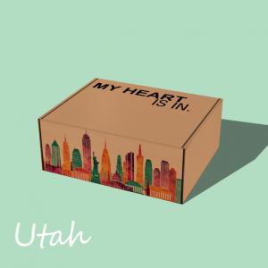 My Heart Is In - Utah Gift Box