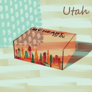My Heart Is In - Utah Gift Box R