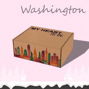 My Heart Is In - Washington Gift Box R