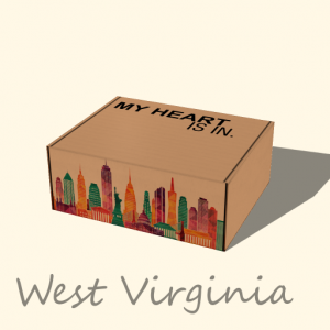 My Heart Is In - West Virginia Gift Box