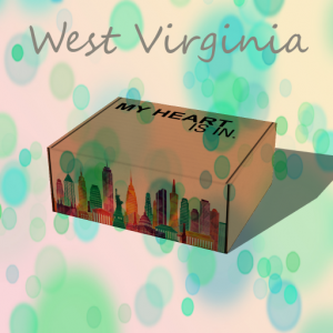 My Heart Is In - West Virginia Gift Box R