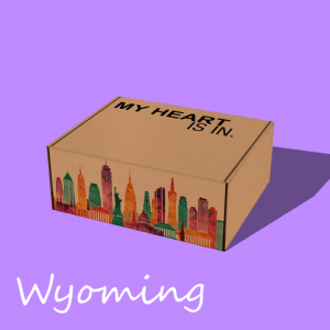 My Heart Is In - Wyoming Gift Box
